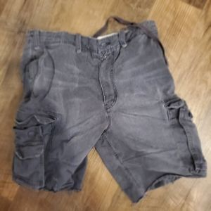 Abercrombie and Fitch Cut off Shorts